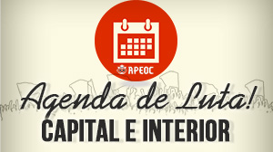 Na Capital e Interior Agenda do Sindicato APEOC não para